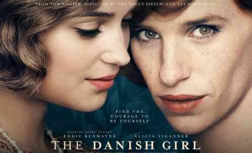 Dziewczyna z portretu / The Danish Girl
