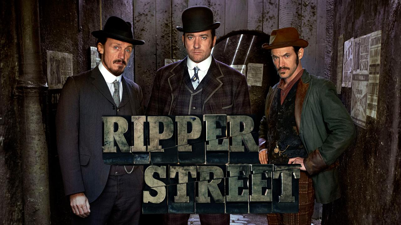ripper street 4 сезон