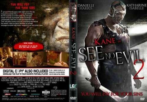 Oczy zła / See No Evil 2 (2014) PL BDRip XviD-RAiN | Lektor PL