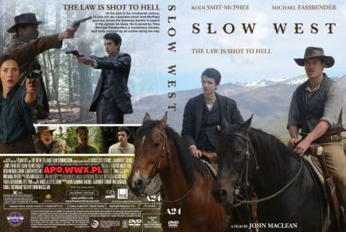 Slow West (2015) PL BDRip XviD-KiT / Lektor PL