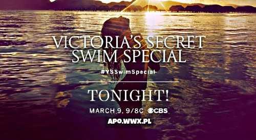 The Victoria's Secret Swim Special