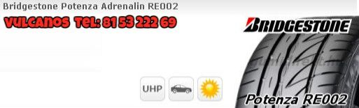 Opony Bridgestone Potenza RE002 Adrenalin LUBLIN