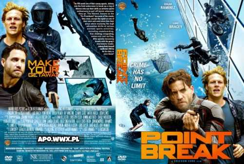 Point Break - na fali / Point Break (2015)