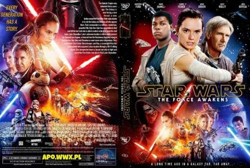 Star Wars: The Force Awakens / Gwiezdne wojny: Przebudzenie Mocy