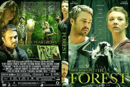 Las samobójców / The Forest