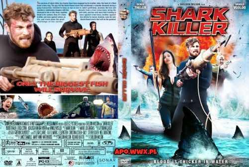 Rekin zabójca / Shark Killer (2015) PL.DVDRip.Xvid-RAiN / Lektor PL