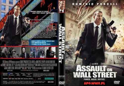 Mściciel z Wall Street / Assault on Wall Street (2013) PL.BRRip.XviD-RAiN / Lektor PL