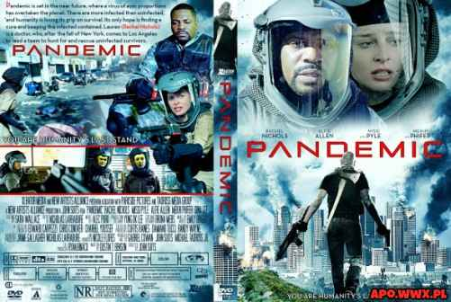 Pandemic (2016) 1h 31min | Action, Sci-Fi, Thriller