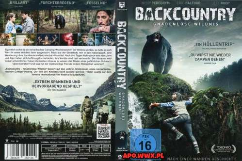 Na szlaku / Backcountry / Odludzie (2014) PL BDRip XviD-RAiN / Lektor PL