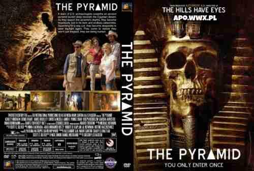 Piramida / The Pyramid (2014) PL.BDRip.XviD-MORS / Lektor PL