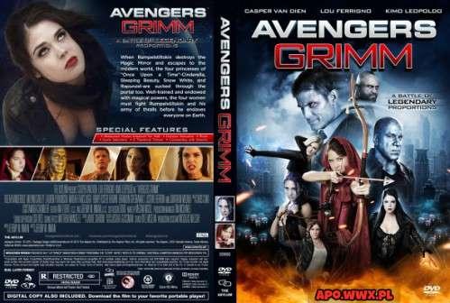 Mścicielki Grimmów / Avengers Grimm (2015) PL.BRRiP.XViD-K12 / Lektor PL