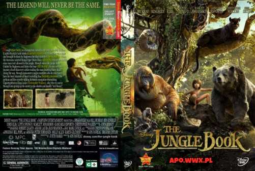 The Jungle Book / Księga dżungli (2016)