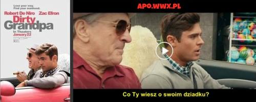 Dirty Grandpa / Co Ty wiesz o swoim dziadku?