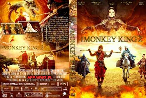 The Monkey King 2 / The Monkey King the Legend Begins (2016)