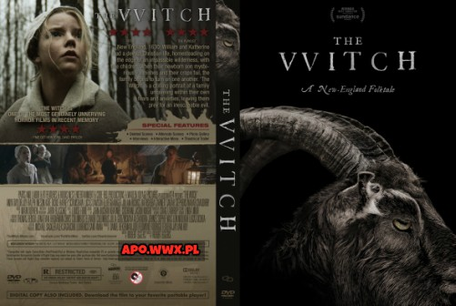 The Witch 2015 (stylized as The VVitch, subtitled A New England Folktale)