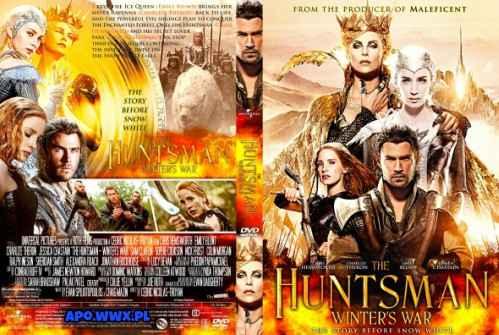 The Huntsman: Winter's War / Łowca i Królowa Lodu (2016)