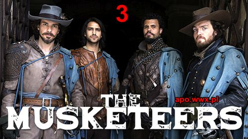 The Musketeers – sezon 3
