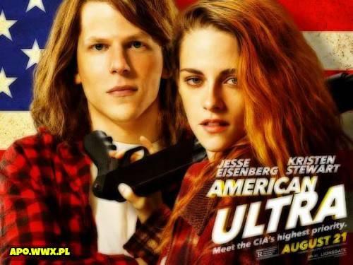 American Ultra (2015) PL.BDRip.XviD-RAiN / Lektor PL