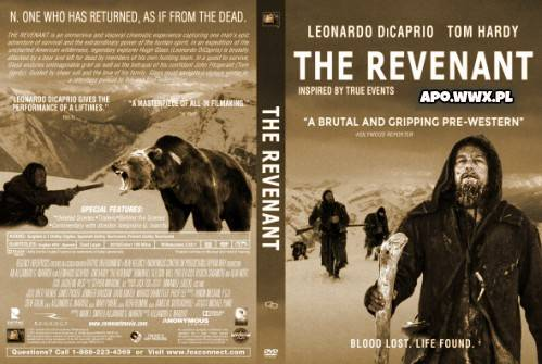 Zjawa / The Revenant (2015) PL.BDRip.XviD-KiT / Lektor PL