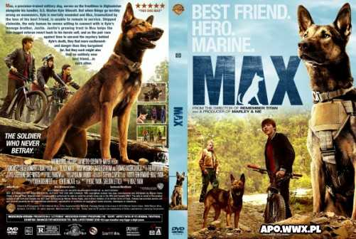 Max (2015) PL.BDRip.XviD-KiT / Lektor PL