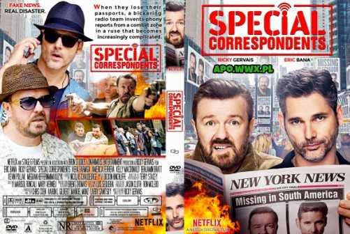 Special Correspondents / Korespondenci specjalni (2016)