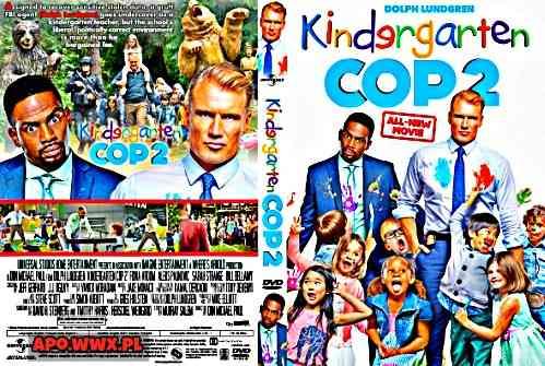 Kindergarten Cop 2 / Gliniarz w przedszkolu 2