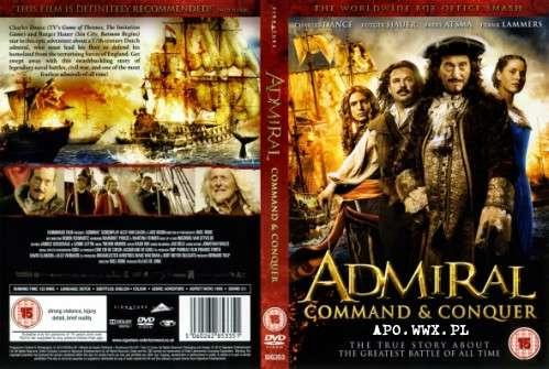 Admirał / Admiral / Michiel de Ruyter