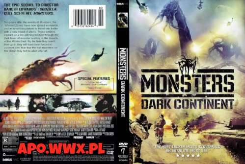 Monsters: Dark Continent / Strefa X 2