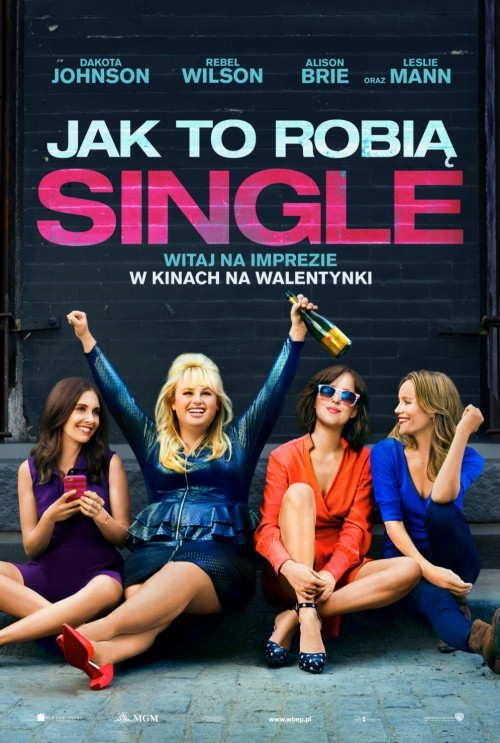 Jak to robią single / How to Be Single (2016) PL.BRRip.XViD-RAiN / Lektor PL