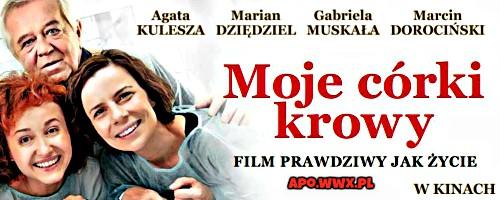 Moje córki krowy (2015) PL.DVDRip.Xvid-K12 / Film Polski