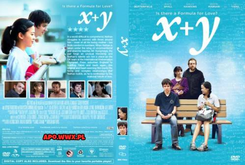 X+Y / A Brilliant Young Mind (2014) PL BDRiP XViD-RAiN / Lektor PL