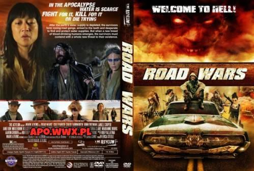 Wojny drogowe / Road Wars (2015) PL.BRRip.XViD-RAiN / LEKTOR PL