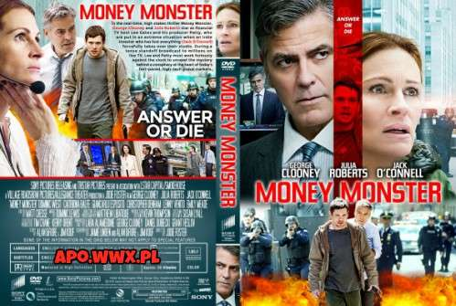 Money Monster / Zakładnik z Wall Street (2016)
