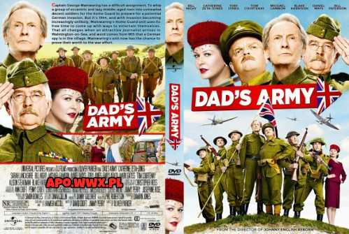Armia Tetryków / Dad's Army (2016) PL.WEB-DL.XviD-KiT / Lektor PL