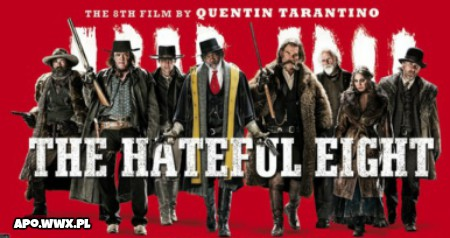 Nienawistna ósemka / The Hateful Eight (2015) PL BDRip XviD-KiT / Lektor PL