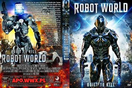 Reconnoiter / Robot World (2015)