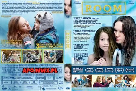 Pokój / Room (2015) PL.BDRip.XviD-KiT / Lektor PL