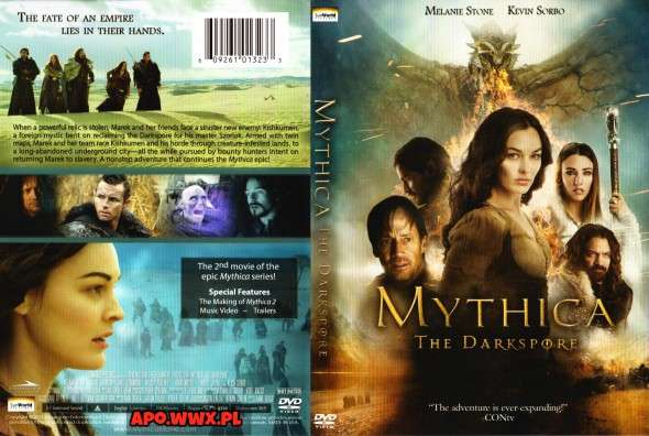 MYTHICA – The Darkspore
