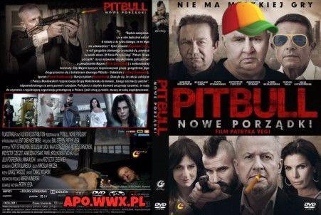 Pitbull. Nowe porządki (2016) PL.DVDRip.XviD-KiT / film polski