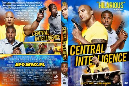 Central Intelligence / Agent i pół (2016)