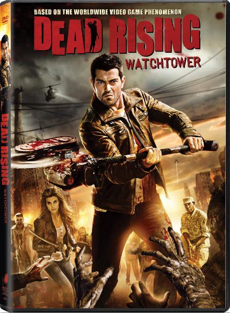 Dead Rising: Strażnicy / Dead Rising Watchtower (2015) PL.BDRip.XViD-PiPA | POLSKI LEKTOR