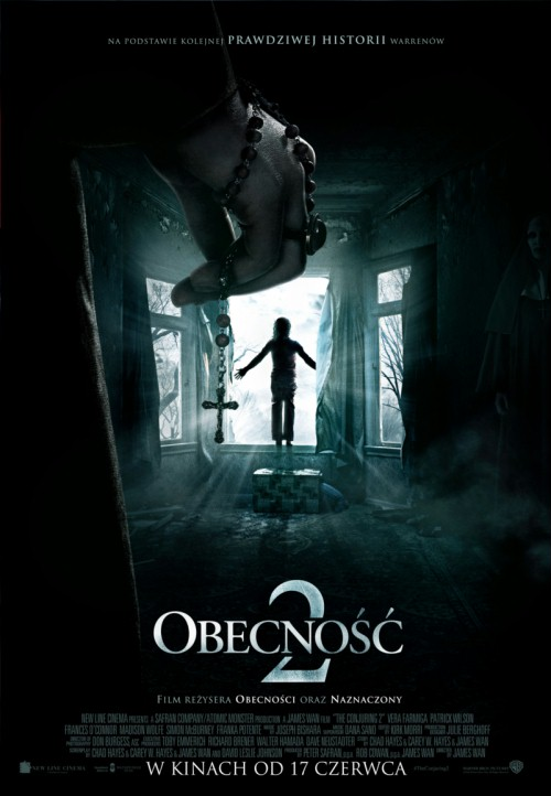 Obecność 2 / The Conjuring 2: The Enfield Poltergeist (2016)  PL