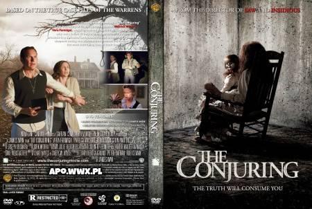 Obecność / The Conjuring (2013) PL.BDRip.x264-CLiNT / Lektor PL