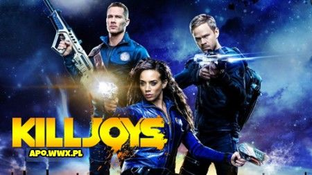 KILLJOYS Sezon 2