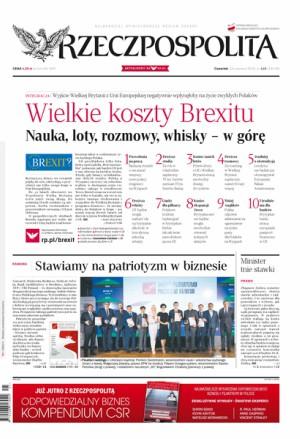 Rzeczpospolita 23.06.2016