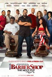 Barbershop: The Next Cut (2016) 1h 51min   Comedy