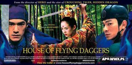 Dom latających sztyletów / House of Flying Daggers (2004) PL DVDRip XVID-CLiNT / LEKTOR PL