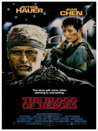Krew bohaterów / The Blood of Heroes (1989) PL AC3 DVDRip XviD-CLiNT | Lektor PL