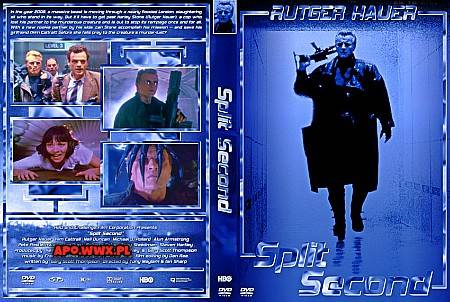 W mgnieniu oka (1992) Split Second (original title)  | 1h 30min | Action, Crime, Horror