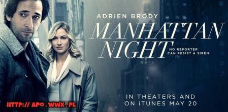 Tajemnice Manhattanu / Manhattan Night / Manhattan Nocturne (2016)